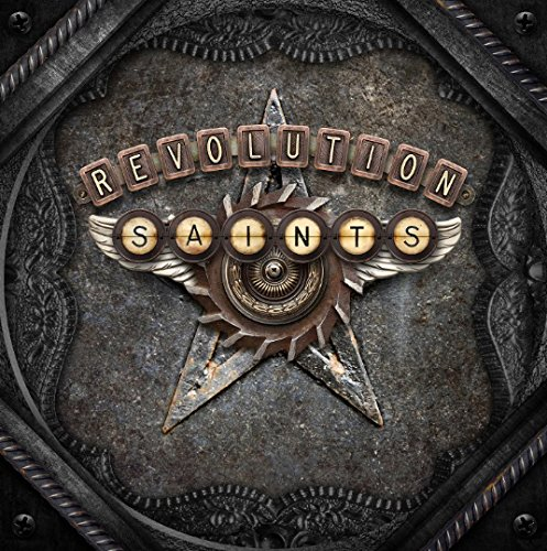 Revolution Saints (Ed. Lda Cd+DVD Book)