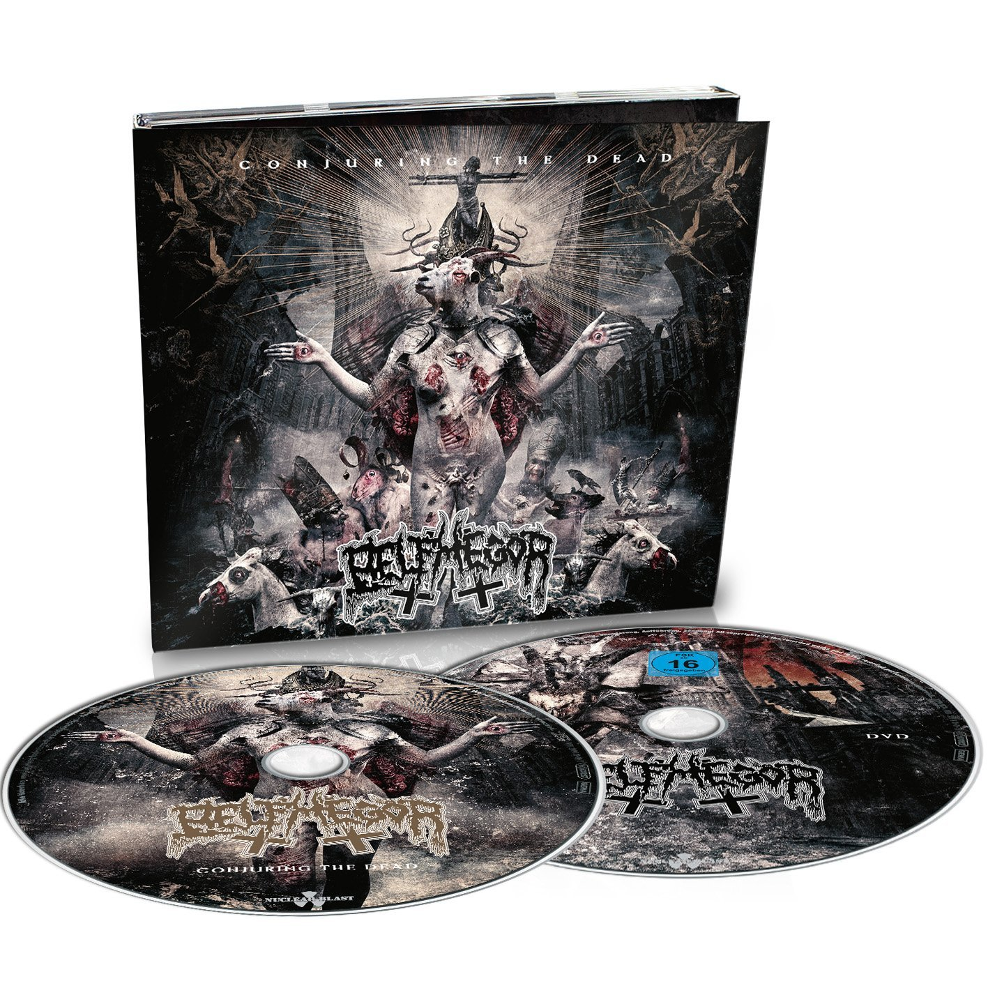 Conjuring the Dead (Ed. Deluxe CD+DVD Live)