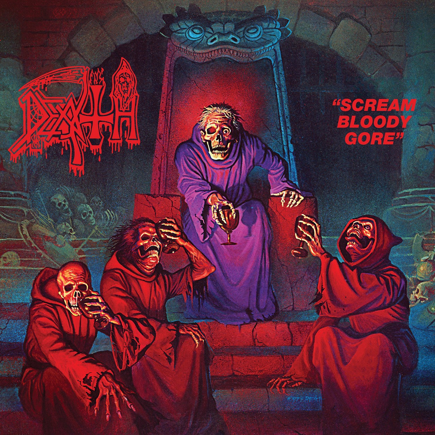 Scream Bloody Gore (Ed. Lda Original Recording Remastered 2016)