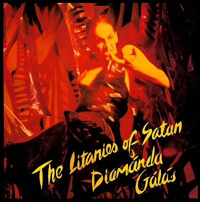 The Litanies Of Satan (Reissue)