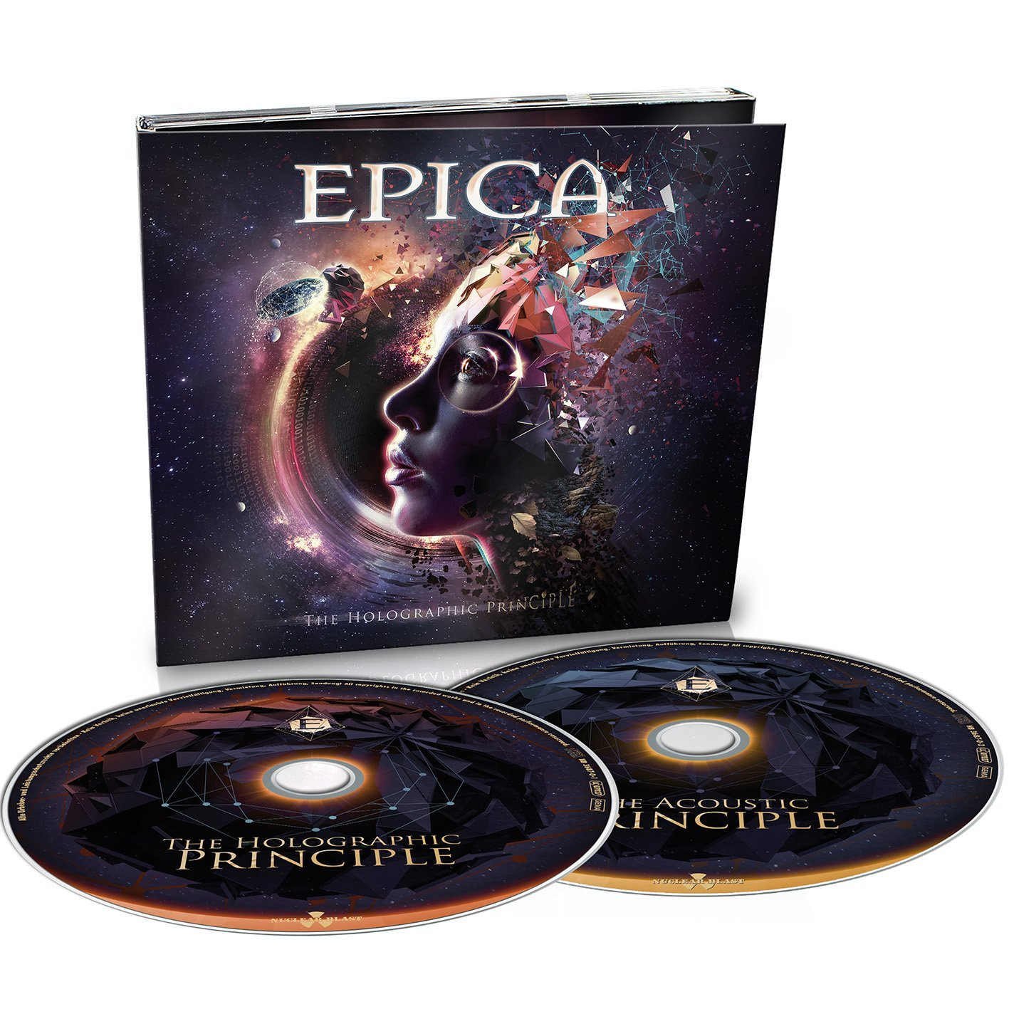 The Holographic Principle (Ed. Lda Deluxe)
