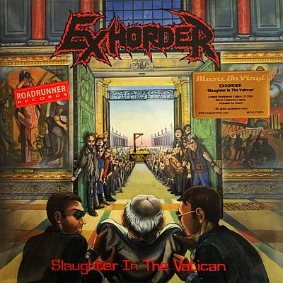 Slaughter In The Vatican (LP Ed. Lda Numerada)