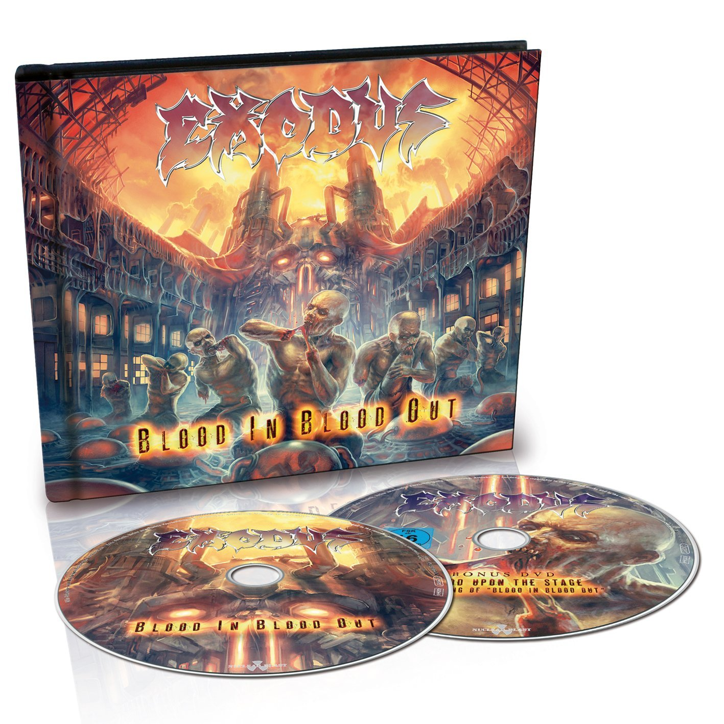 Blood In Blood Out (Ed. Deluxe Book CD+DVD)
