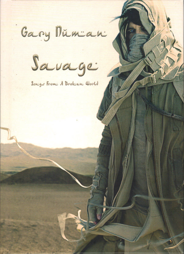 Savage: Songs From A Broken World (Ed. Deluxe Book A5)