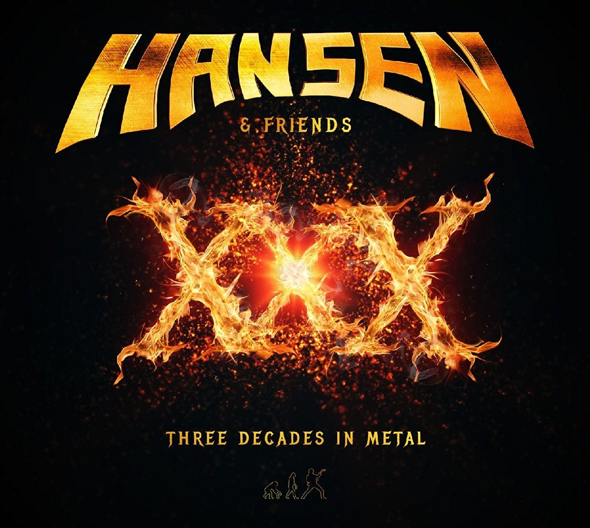 XXX - Three Decades in Metal