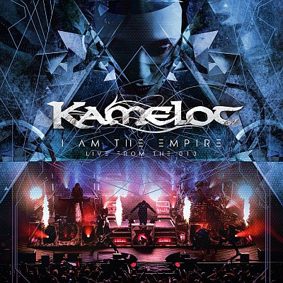 I Am The Empire - Live From The 013 (Ed. Lda CD+DVD+BluRay)
