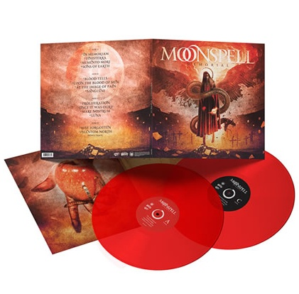 Memorial (Ed. Lda LP Transparent Red)