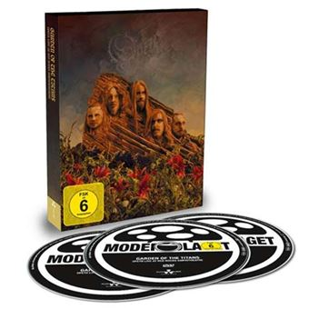 Garden Of The Titans: Live At Red Rocks Amphitheatre (Box)
