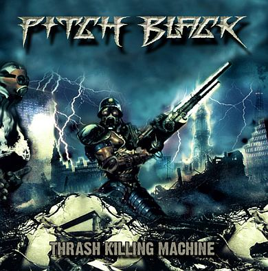 Thrash Killing Machine (LP Ed. Lda Cloudy Blue - 300 Unidades)