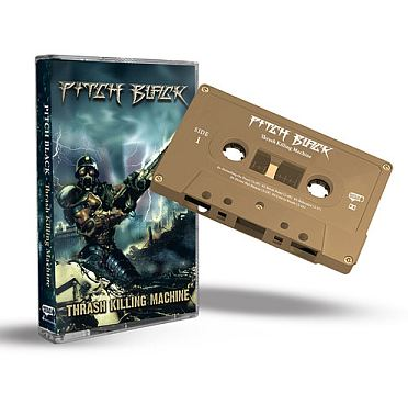 Thrash Killing Machine (Tape)
