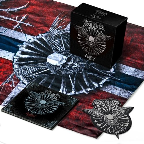 Antiliv (Deluxe Box+5B�nus+Bandeira+Patch)