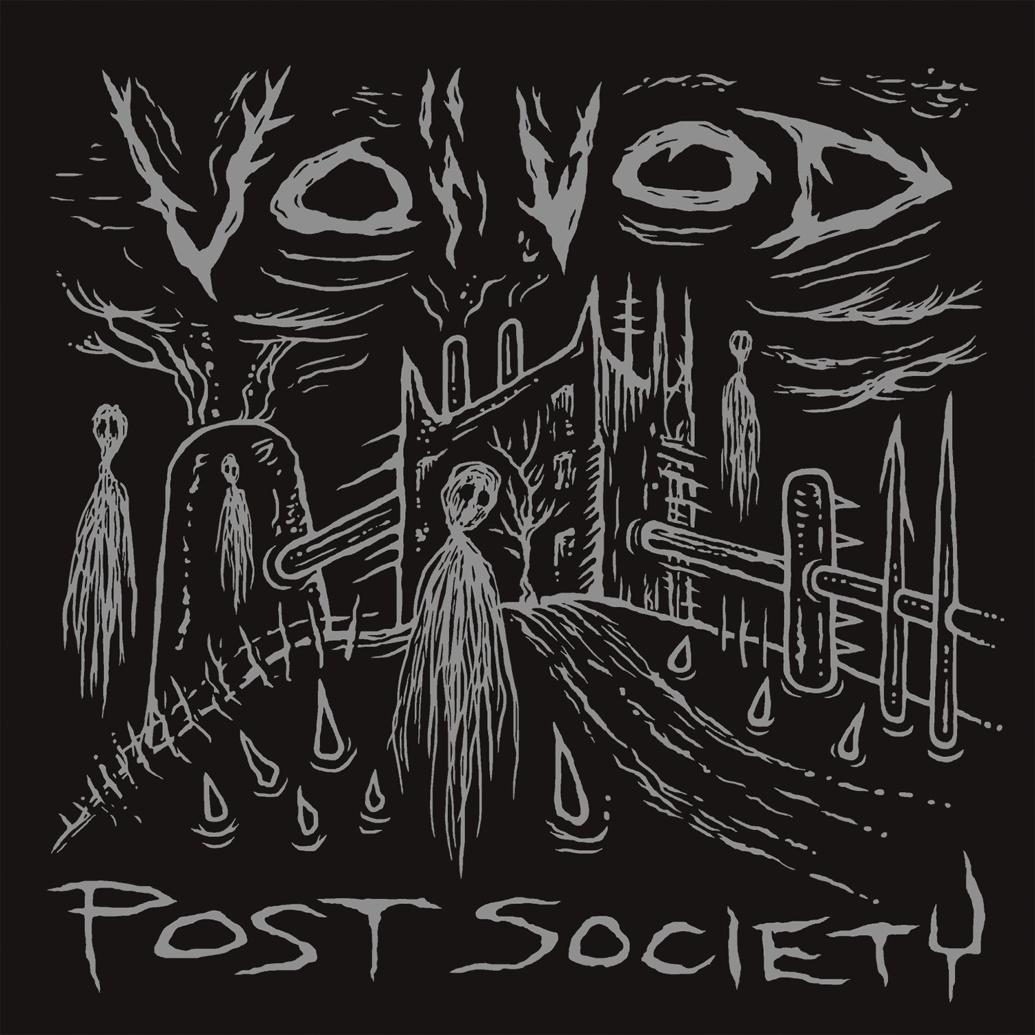 Post Society EP (Ed. Lda)